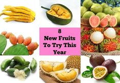 8 New Fruits For The New Year | Joy of Kosher with Jamie Geller