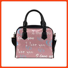 Angelinana Custom Women's Handbag crazy friends Fashion Shoulder Bag (*Partner Link)