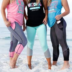 NEW! NEW! NEW! - JLB FIT Leggings - Soon to be your fav pair of leggings EVER! Get yours now online at WWW.JADELYNNBROOKE.COM