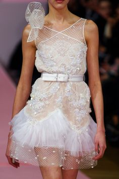 Alexis Mabille at Couture Spring 2013 - StyleBistro