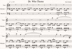 dr. who theme