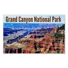 Arizona Parks Grand Canyon National Park National Park Art Road Trip Gifts Grand Canyon Ornament US Travel Arizona Ornament