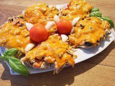Kulinarna Chwila: Schab rozpływający się w ustach Ketchup, Eggs, Breakfast, Food, Morning Coffee, Essen, Egg, Meals, Yemek