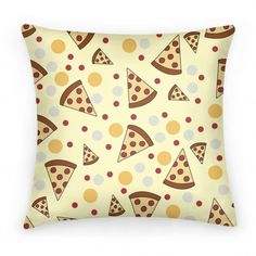 Pizza Pillow  #pizza #yummy #food #trendy #pillow