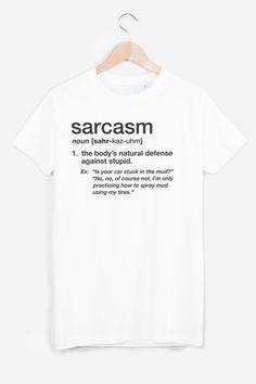 Sarcasm Defined