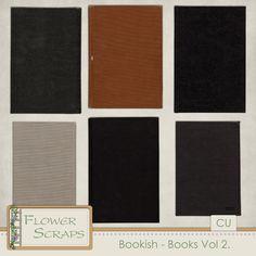 Bookish Books Volume 2 - $2.79 : Digital Scrapbooking Studio
