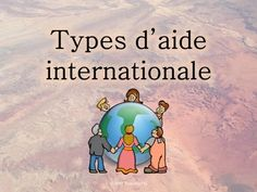 This French Immersion product includes a PowerPoint lesson (non-editable) to introduce the different types of international aid and a follow up activity that requires students to evaluate the advantages and drawbacks to different foreign aid arrangements (multilateral, bilateral & tied aid), as a member of a global society.