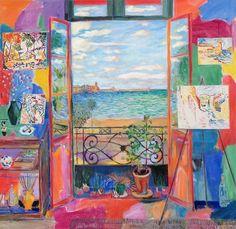 Matisse's studio