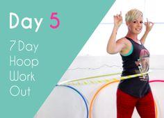 Day 5 – Hoop Aerobics – 7 Day Hoop Workout   Hula Hoop Tips & Tutorials