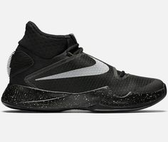 a968d541f478 Nike Zoom Hyperrev 2016 Black and White Running Shoes Nike