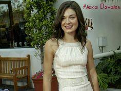 Wallpaper of Alexa Davalos for fans of Alexa Davalos 20685338 Alexa Davalos, Camisole Top, Hollywood, My Favorite Things, Evanna Lynch, Tank Tops, Fans, Wallpaper, Image