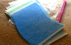 Laundry Sheets - 3 in 1 (detergent, fabric softener, anti-static) - easy to pack!
