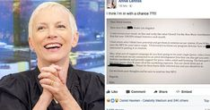 Annie Lennox shares spectacularly cringeworthy email from 'new music coordinator' http://mashable.com/2017/06/30/annie-lennox-funny-email-radio-scout/