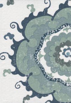 Sultan Suzanni linen by Martyn Lawrence Bullard Design