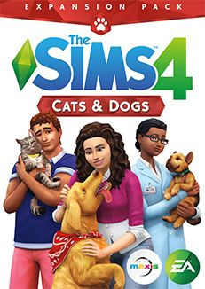 The Sims™ 4 Cats & Dogs - Official Site