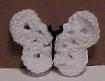 BUTTERFLY Crochet Pattern - Free Crochet Pattern Courtesy of Crochetnmore.com
