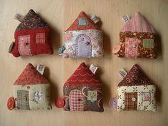 fabric houses