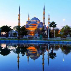 I fell in love with a beautiful stranger… - Mary Anne Tucker - - Istanbul .I fell in love with a beautiful stranger… - Mary Anne Tucker Turkey Destinations, Travel Destinations, Istanbul Tours, Blue Mosque, Hagia Sophia, Packing Tips For Travel, Kirchen, Australia Travel, Asia Travel