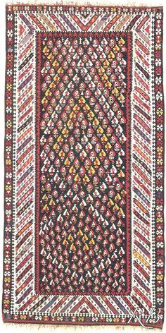 Shahsavan Iran-Persia ca.1930 158x344