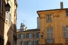 Travel: Aix-en-Provence