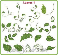 Leaves 1 Building Blocks