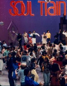 I feel sorry for kids today who don't have Soul Train, Solid Gold, and American Bandstand. No twerking here!