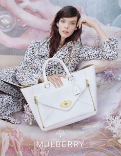Meghan Collison's Spring 2013 Mulberry Fantasy by TimWalker - 8 Style | Sensuality Living - Anne of Carversville Women's News