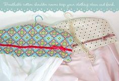 Чехол для одежды своими руками - полезная и симпатичная вещь. Их шили еще во…