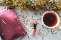 Gözde'nin Blog Günlüğü: Essence Long Lasting Lipstick   05 Cool Nude #essence #essenceruj #lipstick #gozdeninevinden #gozdeninbloggunlugu