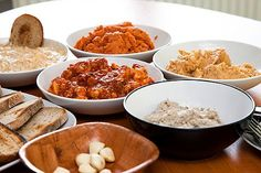 Souboj receptů: Směsi na topinky - Proženy Chana Masala, Grains, Rice, Meat, Chicken, Ethnic Recipes, Food, Meals, Yemek