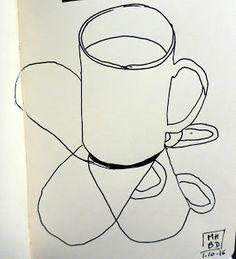 MHBD's Blog: InkTober 1 Urban Sketching, Inktober, Objects, Drawings, Blog, Painting, Painting Art, Sketches, Blogging