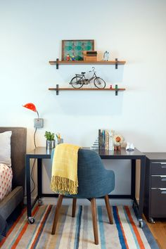 Rooms Viewer | HGTV Eclectic Kids Room From HGTV Smart Home 2012