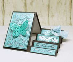 Created by Giovana Smith using Die'sire Kinetic Dies by #crafterscompanion