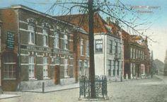Wilhelminaplein Boxmeer (jaartal: 1910 tot 1920) - Foto's SERC