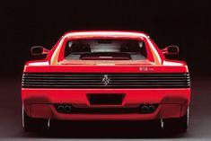 Ferrari 512 Testarossa.