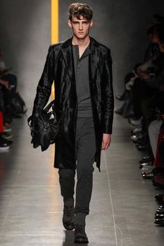 Bottega Veneta Fall 2014 Menswear