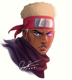 Custom Naruto themed character design I finished recently. Dope Cartoon Art, Dope Cartoons, Black Cartoon, Black Anime Guy, Naruto Theme, Naruto Art, Naruto Sketch, Sasuke, Naruto Shippuden