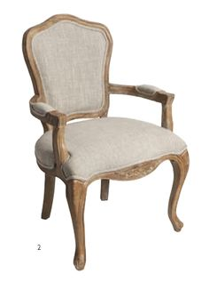 Lauryn Carver chair by Gallery Homewares