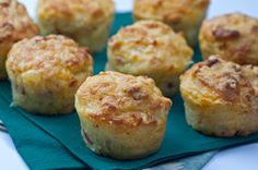 Ham+&+Cheese+Muffins+recipe+from+SuperValue