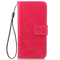 For iPhone 7 Plus 4S 5S 4 5 6 S Leather Flip Case For Samsung Galaxy A3 A5 J3 J5 2016 J1 S7 S6 S3 S5 S4 Mini Grand Prime Cover | iPhone Covers Online