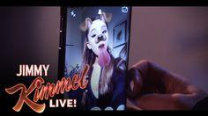 Ariana Grande's New Snapchat Horror Movie #DogFace