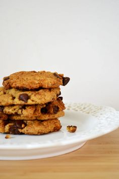 Best Damn Vegan Chocolate Chip Cookies | Laura Thomas PhD