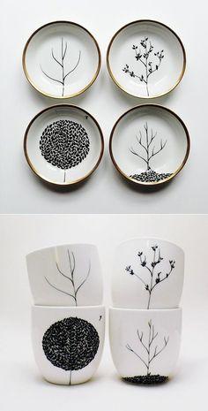 sharpie crafts, diy mugs, hellosociety, kitchenware