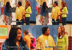 That's So Raven always makes me laugh