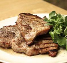 No Salt Recipes, Steak, Pork, Tube, Kale Stir Fry, Steaks, Pork Chops