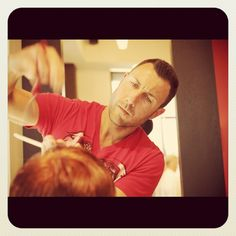 Stylist and co founder of Salon Aria. www.salonaria.net