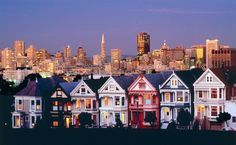 See San Francisco photos in this gallery from National Geographic's Ultimate City Guide for San Francisco. Beautiful Places To Visit, Oh The Places You'll Go, Places To Travel, Travel Around The World, Around The Worlds, San Francisco City, Spiegel Online, Second Empire, San Fransisco