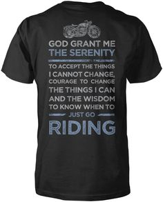 Motorcycle Serenity