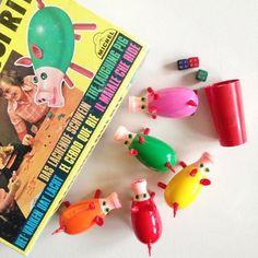 Image of Le Cochon Qui Rit Vintage