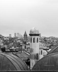 İstanbul and Galata - İstanbul ve Galata